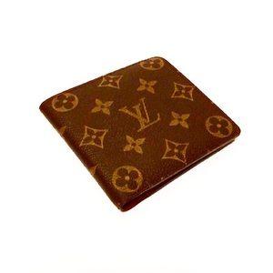 Authentic Vuitton Monogram Marco Wallet